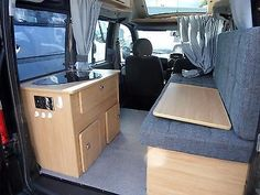 Fiat DOBLO CAMPERVAN, CONVERSION BY URBAN CAMPERS