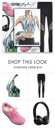"""""""Gym Style"""" by yexyka ❤ liked on Polyvore"""