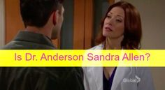 The Young and the Restless (Y&R) Spoilers: Is Dr. Anderson Really Sandra Allen – Seeks Revenge on Nick?