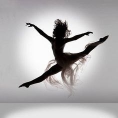 I dance because it makes me happy, I get to release all the challenging emotions and I feel free--having the chance to express what I feel <3 Dancing makes my heart sing...