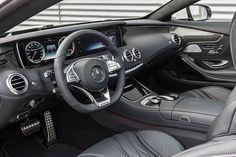 2015 Mercedes-Benz S65 AMG Coupe Interior