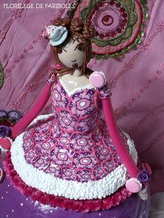 RESERVEE Figurine Décorative en pâte Polymère ,papier ,peintures N°7 : Accessoires de maison par florilege