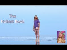 The Holiest Book - How To Be Ultra Spiritual Book Trailer - YouTube