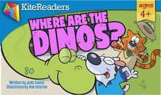 Funny Dinosaur Books for Kids