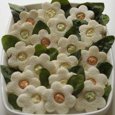 Tartine à bouquet (e pianificazione della prima cena interessante) | Chat à poche