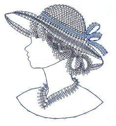 Google+ Bobbin Lace Patterns, Lacemaking, Lace Heart, Parchment Craft, Lace Jewelry, Needle Lace, String Art, Lace Detail, Tatting