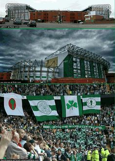 Parkhead, Celtic. Football Stadiums, Sport Football, Fifa, Sports Stadium, Celtic Fc, Irish Roots, Glasgow Scotland, Ireland, Paradise