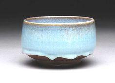 "Pine Mills Pottery ""chun bowl"" by Gary Hatcher"