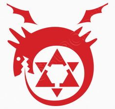 Camiseta Full Metal Alchemist Símbolo - nº 140344 - Camisetas latostadora