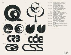 Vintage Logos C-21