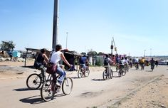 Soweto bike tour