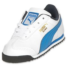 The Puma Roma is a classic style for retro lovers. Love them for myself and love them for my baby!