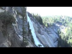 Sierra Recreation - Visits Nevada Fall for National Parks week 2015