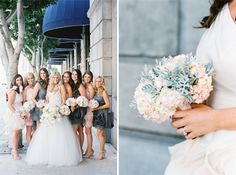 Blush and Grey Wedding | Sugar Branch Events | Braedon Photography | Jonathan Club Wedding | Nisie's Enchanted Florist
