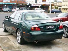 2005 Jaguar S-Type R Supercharged