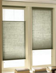 Anderson Windows With Blinds Inside