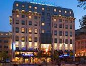 Hotel Novotel Vilnius Centre, Lithuania - WiFi client satisfaction rank – 7/10. rottenwifi.com