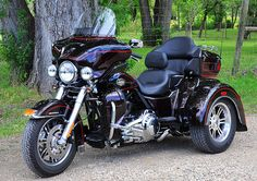 Harley Davidson Trike | Flickr - Photo Sharing!