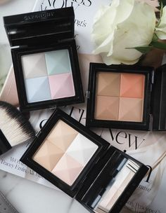 I've always been a fan of compact powder. Before I really understood the benefit of a decent concealer and foundation, a powder puff was a fundamental part of my makeup bag; I can remember dusting a l