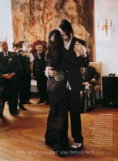 VECHUS - Marilyn Manson & Dita Von Teese's Wedding
