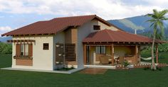 casas de campo com tijolo a vista - Pesquisa Google