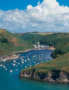 Lower Solva and Solva Harbour, Wales. Wonderful Places, Beautiful Places, Amazing Places, Cool Places To Visit, Places To Travel, British Beaches, Pembrokeshire Wales, Adventure Activities, Places Of Interest