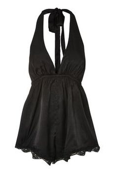 Topshop Black Playsuit by Somedays Lovin' Found on my new favorite app Dote Shopping Black Playsuit, Playsuit Romper, Billboard Women In Music, Luxury Fashion, Womens Fashion, Fashion Trends, Streetwear Brands, Street Wear, Topshop