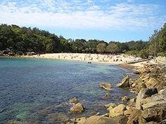 Shelly Beach (Manly) - Wikipedia, the free encyclopedia