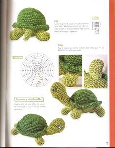 Best 12 Discover Art inspiration, ideas, styles – Page 834643743421386785 – SkillOfKing. Crochet Fish, Crochet Rabbit, Easter Crochet, Cute Crochet, Crochet Flowers, Crochet Animal Patterns, Crochet Patterns Amigurumi, Crochet Animals, Crochet Dolls