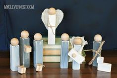 Best Nativity Crafts Ideas More