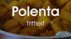 Polenta frittiert - Rezept Ayurveda, Polenta, Food, Deep Frying, Amazing, Simple, Kochen, Food Food, Meal