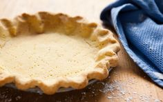 gluten free pie crust ~ Andrew