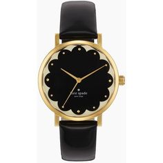 Kate Spade Metro Watch ($175) ❤ liked on Polyvore featuring jewelry, watches, accessories, bracelets, kate spade, kate spade watches and kate spade jewelry