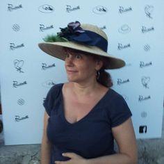 Maria Teresa... il caldo non passa ma guardando il mare si finge di rinfrescarsi... #hatsummer  #Livorno #Toscana #Tuscany #Italy #Italia #instaitalian #instaitalia #moda #fashion #womenfashion #sea #seaside #mare #cinema #cortometraggio #cortometraggi #estate #hat #instaitaly