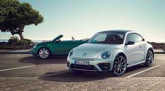 Volkswagen Beetle 2016, discretos cambios para el escarabajo - http://www.actualidadmotor.com/volkswagen-beetle-2016-cambios-escarabajo/