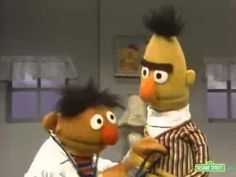 ▶ Classic Sesame Street - Bert and Doctor Ernie - YouTube