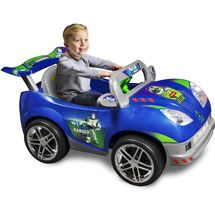 Disney Toy Story Convertible Car - Cool!