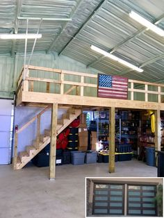 how to frame a loft loft in pole barn? general discussion canwall storage tips for the garage hang your tools the easy way garagestorage