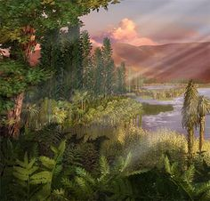 A late Triassic plant community