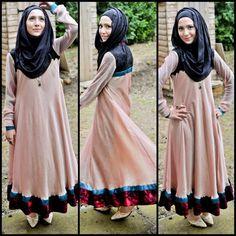 hijab / Vibrant Beige