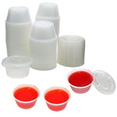 When jello shots come up in conversation, the references are sloppy half the time. Well, jello shots don't have to bring up bad memories from the distant , or nearer, past. They can be celebratory and fun, perfect for outdoor occasions and can be the celestial addition to a dinner. Either way, we've compiled