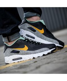 Nike Air Max 90 Ultra SE (Hasta Anthracite Hasta Ghost Green)