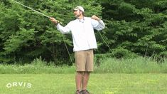 Here's a great video from the Orvis Fly Fishing Learning Center featuring Pete Kutzer of the Orvis Fly-Fishing School in Manchester Vermont. He has taught thousands of people how to .Read More Here's a great video Fishing Basics, Fly Fishing Tips, Gone Fishing, Best Fishing, Trout Fishing, Fishing Poles, Fishing Knots, Fishing Tricks, Fishing Tackle