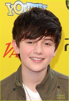 Greyson chance :) hottest guy in the universe :) Greyson Chance, Chance 3, First Love, My Love, Boy Hairstyles, My Crush, No One Loves Me, Hot Boys, Crushes