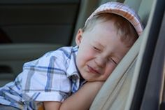 Whether you're running into a convenience store to pay for your gasoline or stepping away for a moment while your child is strapped snugly into her car seat, it's never safe to leave your child alone in a vehicle.