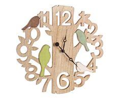 """Zegar ścienny """"Bird"""", Ø 40 cm"""