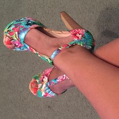 "Comfortable & Romantic 5"" Heels in 10+ Colors for $16.50 - $20.00"