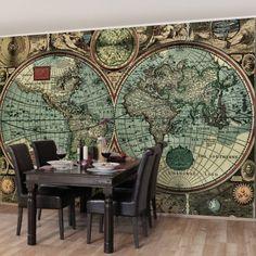 Különleges térkép poszter tapéta kalandoroknak ;) #poszter #poszter_tapéta #fotótapéta #lakásdekoráció #faldekoráció #óriásposzter #tapéta_ötletek #wallmural #poster #worldmap #térkép #világtérkép