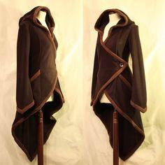 Elven Wrap Coat
