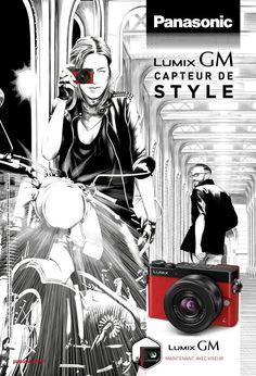 Adeevee - Panasonic Lumix: Style Capture